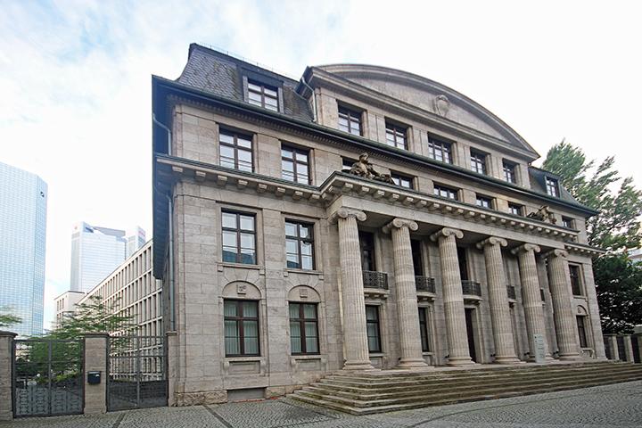 Örtliches Aufmaß Mietfläche nach gif für Mietvertrag, Bockenheimer Landstraße, Frankfurt
