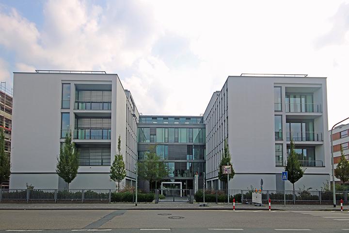 Westside Rödelheim – Bürogebäude mit Tiefgarage, Breitlacher Straße, Frankfurt