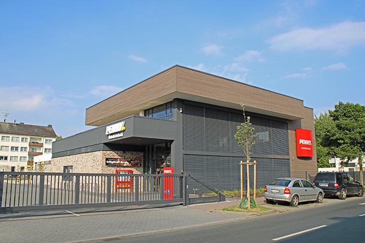 Verbrauchermarkt, Königsteiner Straße, Gotenstraße, Frankfurt a. M.